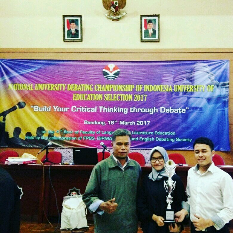 National University Debating Championship 2016 dan 2017