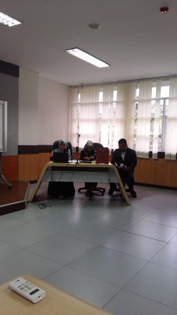 Ujian PPL di BPSDM Jabar