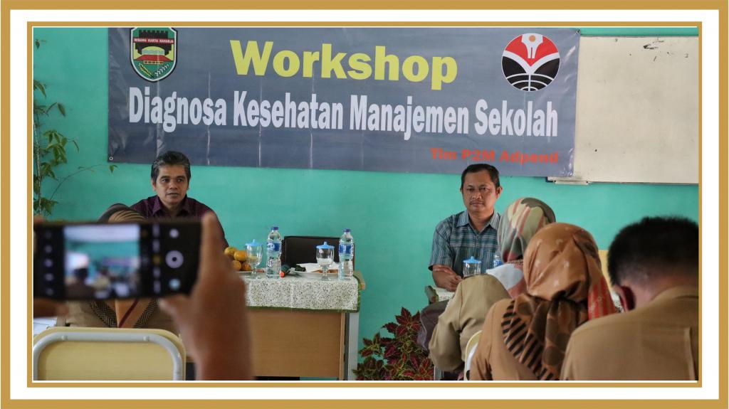 Workshop dalam rangka P2M di Kabupaten Purwakarta